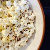 all natural microwave popcorn with olive oil and sea salt