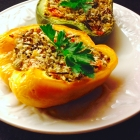 stuffed peppers with parmesan and olives