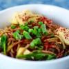 kimchi soba noodles