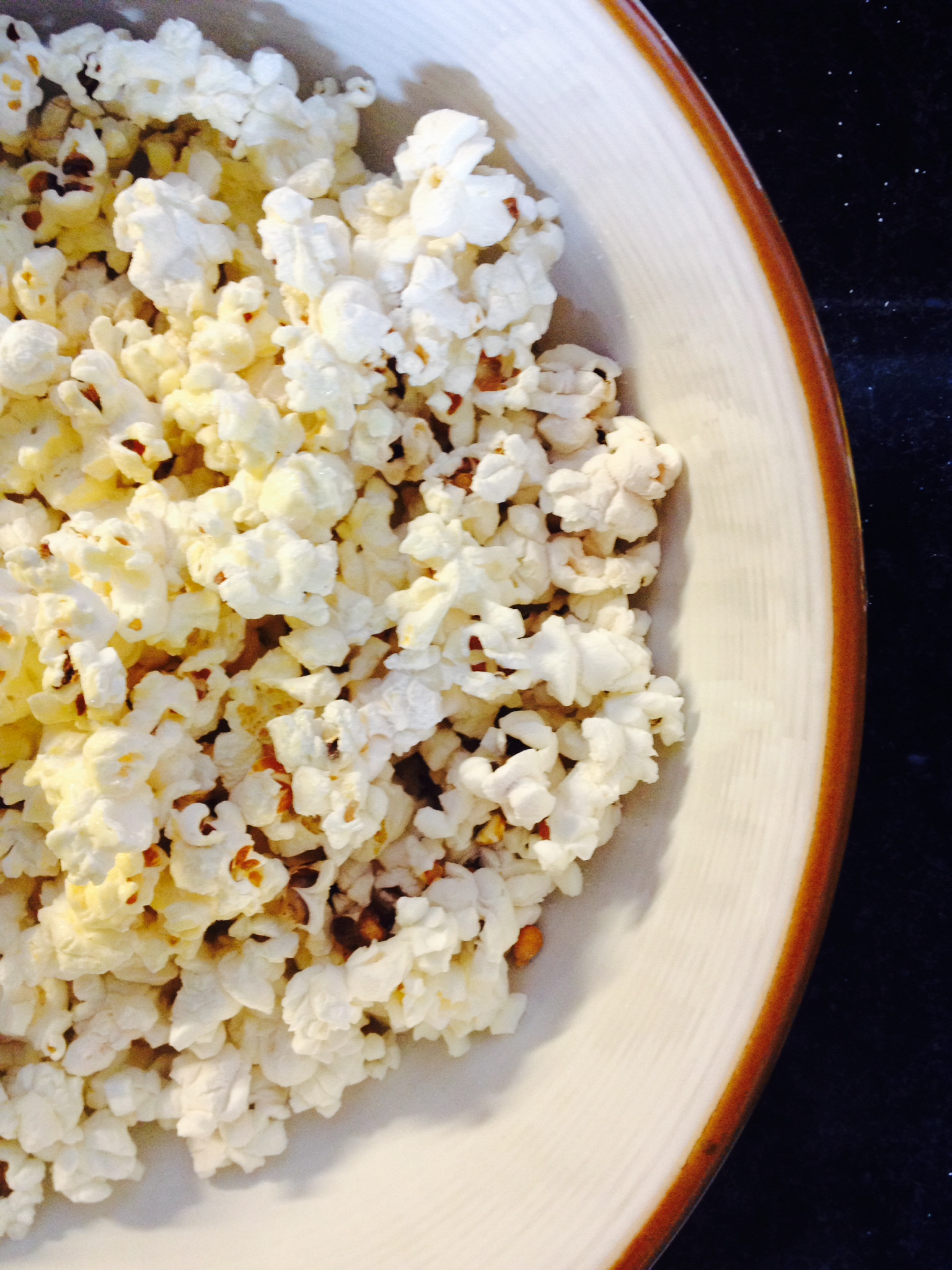 all natural microwave popcorn :: by radish*rose