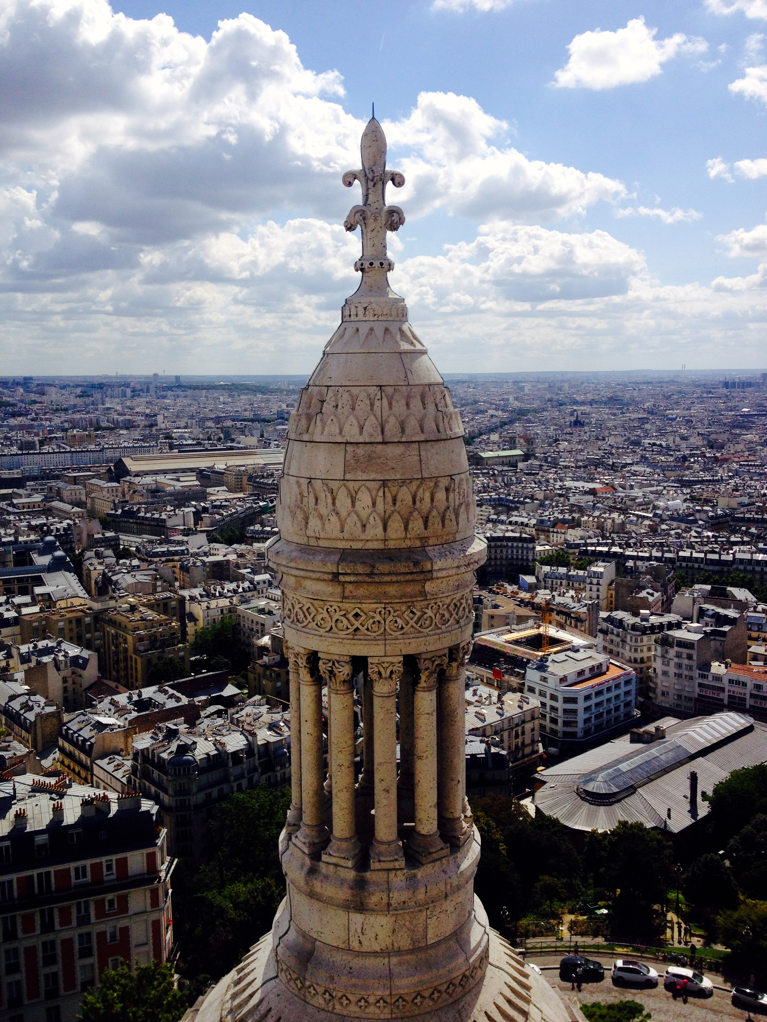 view from sacre couer :: by radish*rose