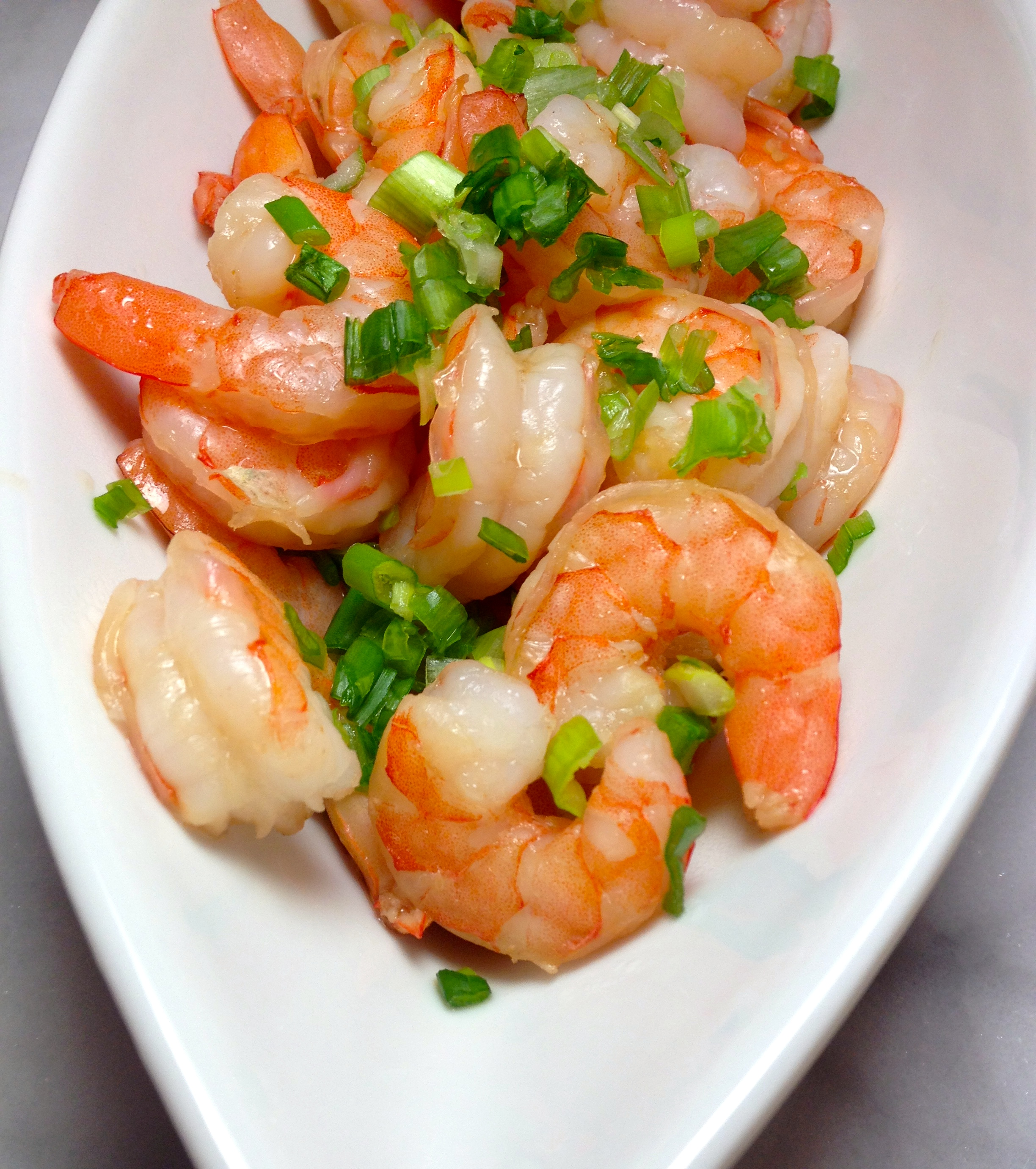 baked shrimp with asian flavors :: by radish*rose