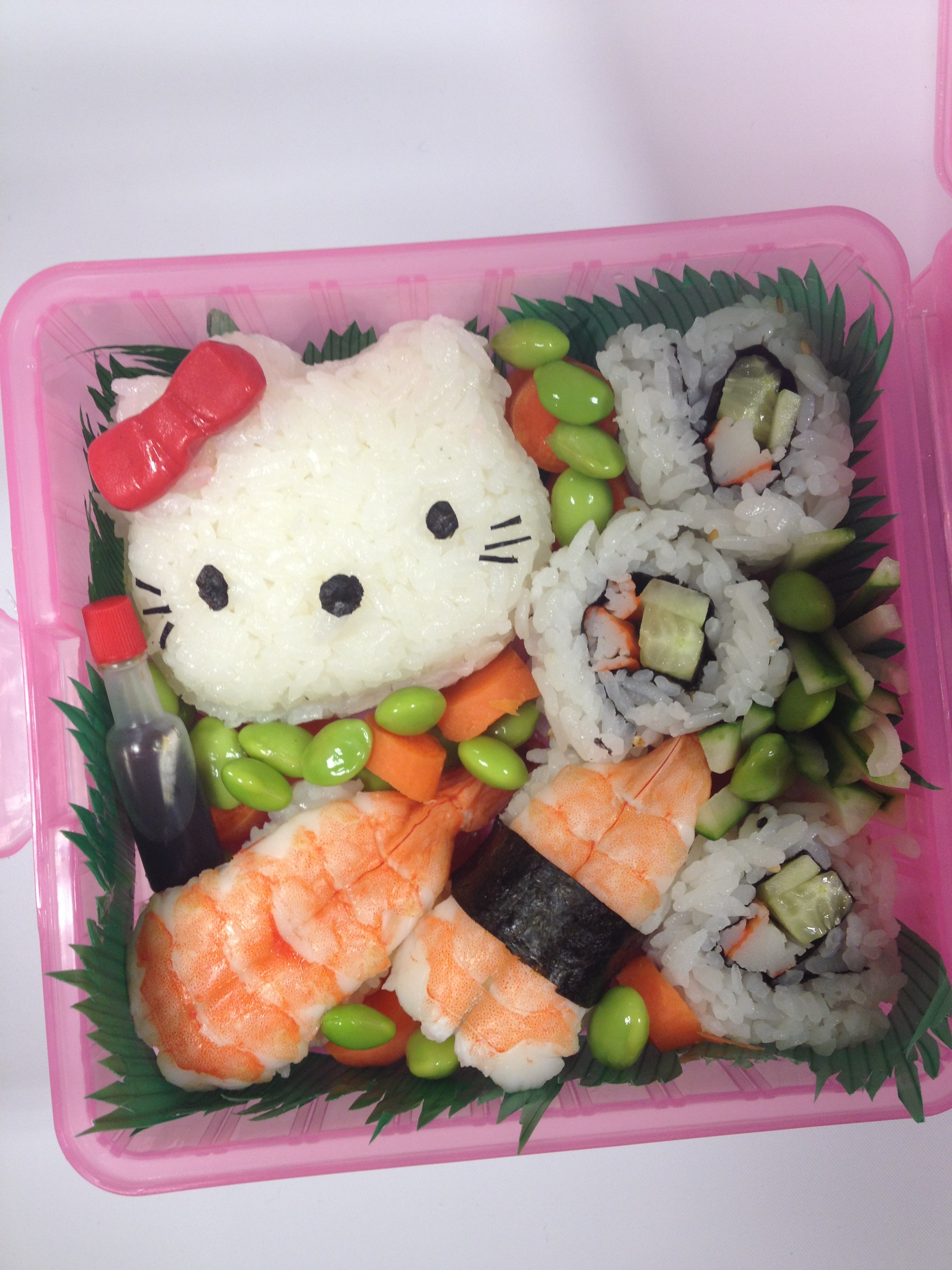 hello kitty bento box :: by radish*rose
