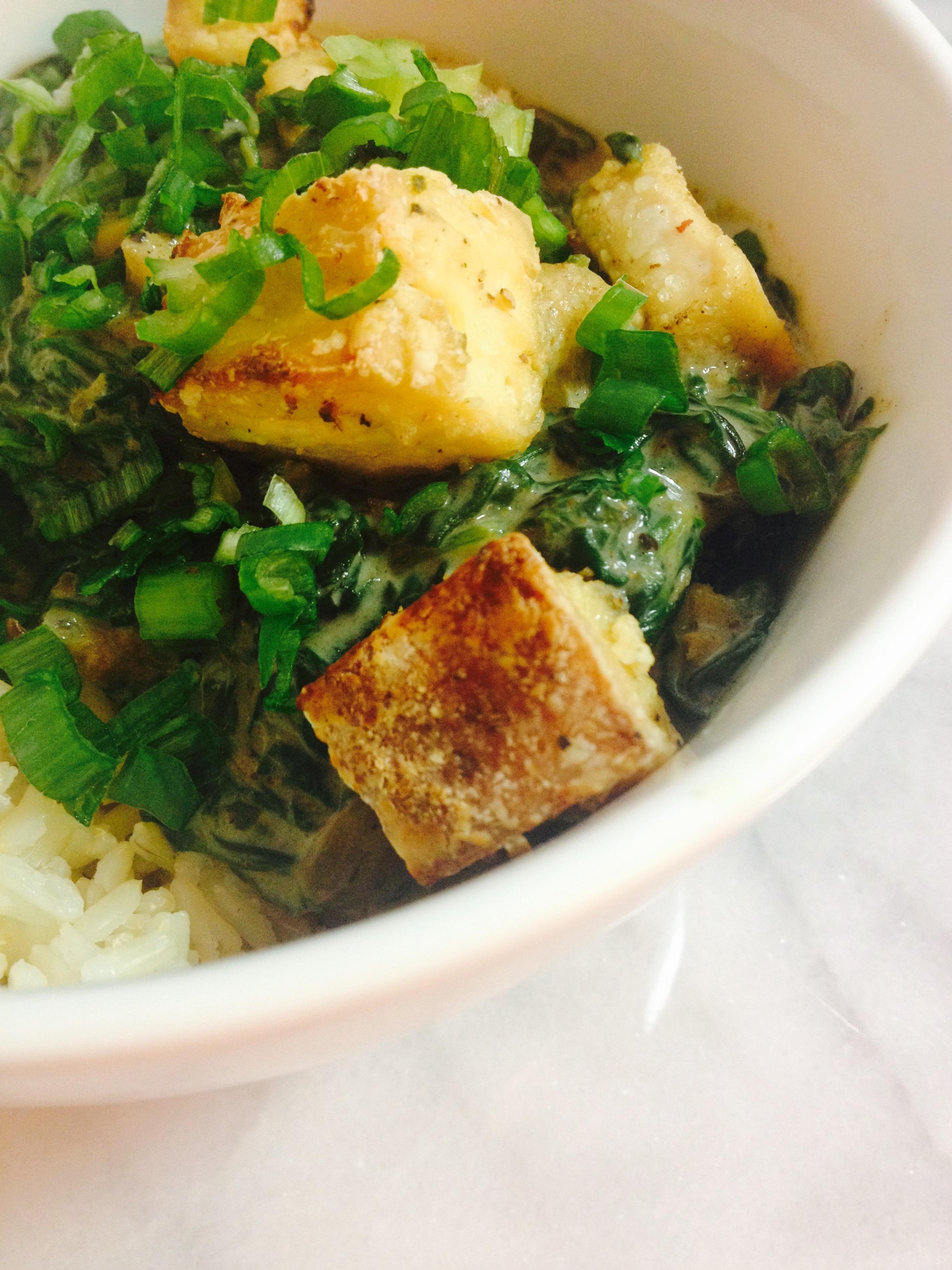crispy baked tofu :: by radish*rose