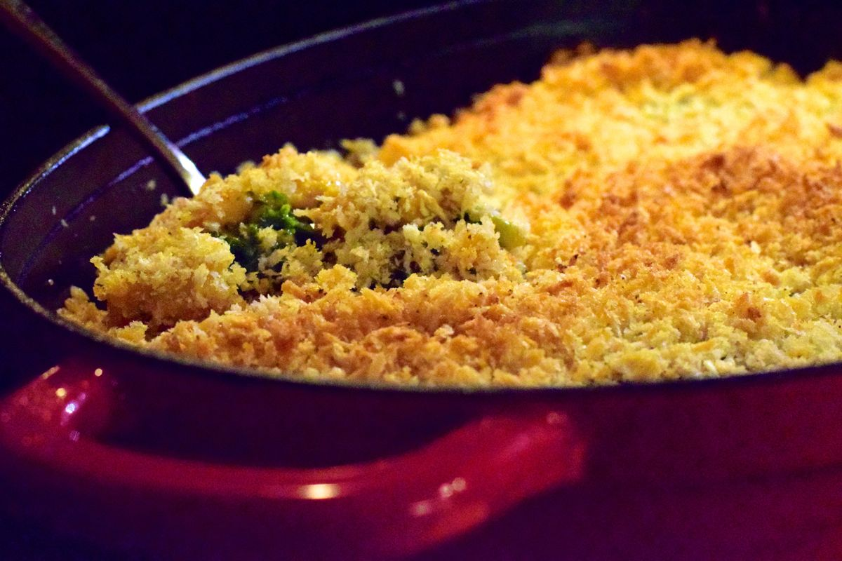 kale mac and cheese :: by radish*rose